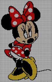 Resultado de imagen de hama minnie mouse