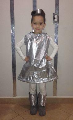 Futuristic diy costume                                                       …