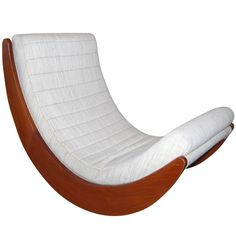 """Check out the deal on Vernor Panton """"Relaxer"""" Rocking Chair at Eco First Art"""