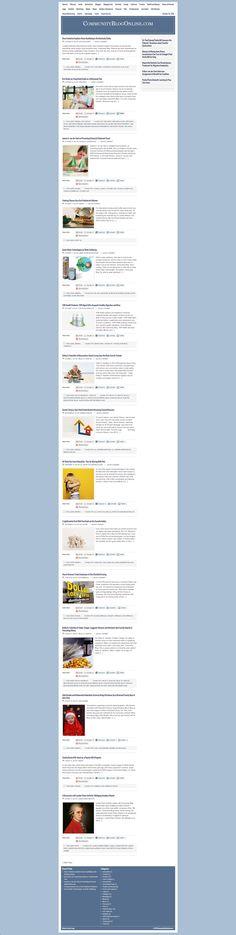 Dr. William Knudson Community Blog Online