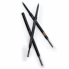 Younique Brow Liner ✔Retractable pencil for liner  ✔Long wearing formula resists fading and smudging   ✔Built in brush for shaping   ✔3 shades (Light-Med-Dark)  ✔Fortified with Vitamin E + C  ✔VEGAN  ✔️️Gluten Free   ✔Soy Free  ✔Fragrance Free   ✔️Paraben Free  ✔Latex Free   ✔Sulfate Free   ✔PABA Free