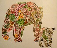 coloring ideas-bears