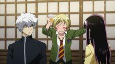 Code Breaker Toki drunk off of juice! xD lol