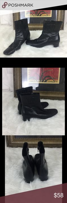 Salvatore Ferragamo Ankle boots!  Sz 6.5 These Ferragamo ankle boots Sz 6.5 are awesome.  Like new. Salvatore Ferragamo Shoes Ankle Boots & Booties