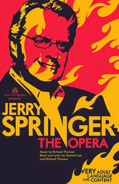 Jerry Springer: The Opera – Story of a Musical