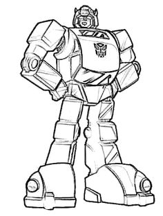 cool Transformer Coloring Pages To Print Colouring Pages