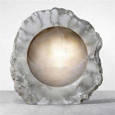Anish Kapoor, alabaster.