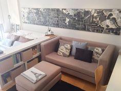home decor for studio apartment Decor, Apartment Room, Furniture, Small Spaces, Small Apartment Interior, Home Decor, Apartment Decor, Small Apartment Design, Studio Furniture
