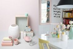 decoration couleur pastel
