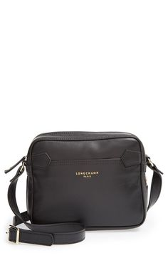 Free shipping and returns on Longchamp '2.0' Two-Tone Crossbody Bag at Nordstrom.com. A gilt logo stamps a smart, compact crossbody featuring an expandable, zip-around gusset that allows for extra room when needed. Color-pop leather trim adds a flash of feminine flair to a bag that will keep you organized while you're on-the-go.