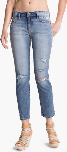 Joe's High Water Vintage Reserve Jeans in Keri as seen on Amanda Seyfried