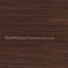 Tandora Solid Curtain Panels in Espresso chocolate brown color - striated blend of faux silk fabric - nice texture for window treatments