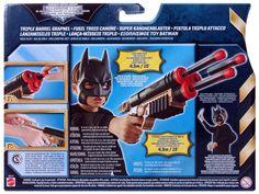 Mattel - Triple Barrel Grapnel. MRP Rs. 999 Deal @ Rs. 649