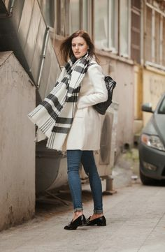 Main Scarf Trend Forecast for Winter   Fall 2018   Way to TieEvery outfit will  be a classic when paired with the our scarf. Featuring a classic plaid ... cea4f5e3c3