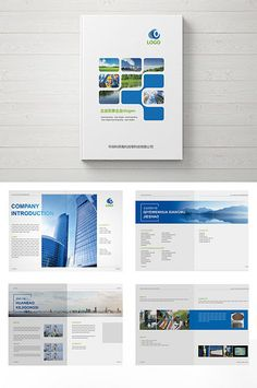 Over 1 Million Creative Templates by Pikbest Booklet Design, Book Design Layout, Print Layout, Book Cover Design, Page Design, Brochure Layout, Brochure Design, Branding Design, Layout Template