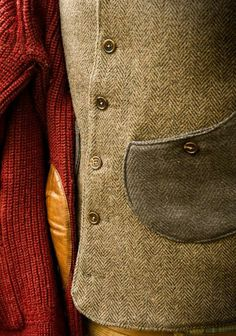 Farb-und Stilberatung mit www.farben-reich.com - Tweed