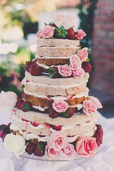 Dustin and Christina's cake. Beautiful!