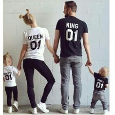 4e7ab60dc04e 2016 summer Family Matching Outfits Short-sleeved Cotton matching family  clothes T-shirt Family Look Family matching clothes