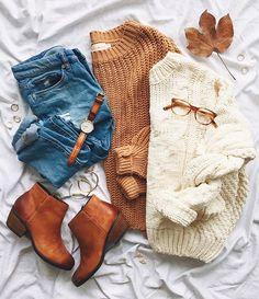Perfect Fall / Winter Look – Latest Casual Fashion Arrivals. - Street Fashion, Casual Style, Latest Fashion Trends - Street Style and Casual Fashion Trends Fall Winter Outfits, Autumn Winter Fashion, Winter Clothes, Winter Dresses, Winter Wear, Winter Coats, Winter Shoes, Autumn Cozy Outfit, Autumn Boots