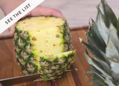 Pomegranate! Grapefruit! Pineapple! Mango!  What do all these fruits have in common? They're all a pain in the bee-hind to cut up.   Luckily, we've made four short tutorials to show you how it's done.    Read more: Final Cut Pro | PureWow National  Sign Up For PureWow's Daily Email