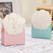 Chic Floral Κουτιά Θέμα εύνοια - Σετ 12 (Περι... – EUR € 2.96