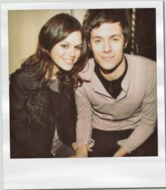 I miss this couple. Summer and Seth. or.. maybe Adam Brody and Rachel Bilson.
