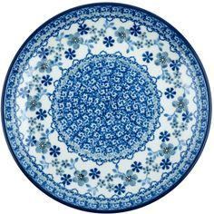 Bunzlau Castle®   Decoren China Plates, Polish Pottery, Hand Painted Ceramics, Ceramic Plates, Plate Sets, Beautiful Hands, Bone China, Give It To Me, Blue And White