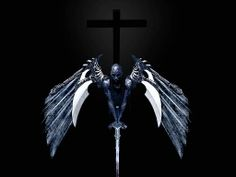 Giant Medieval Dark Demon Gothic Art Demons And Angels Picture Nr Wallpapers Resolution : Filesize : kB, Added on June Tagged : giant medieval dark demon Male Angels, Black Angels, Angels And Demons, Dark Angel Wallpaper, Gothic Wallpaper, Dark Gothic, Gothic Art, Tokyo Ghoul Wallpapers, Gothic Angel