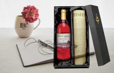 Personalised AC Rosé Wine Gift Sets Category Image Gift Sets, Wine Gifts, Whiskey Bottle, Easter, Image, Easter Activities
