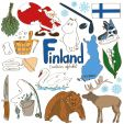Finland Culture Map Flags Of European Countries, Finland Culture, Show And Tell, World Geography, Watercolor Journal, Hands On Learning, Science For Kids, Preschool Crafts, Girl Scouts