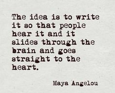 Read more about Maya Angelou here ~~~~ Writers Write offers the best writing courses in South Africa. If you want to learn how to write a book, write for social media, and improve. Writing Quotes, Writing Advice, Writing A Book, Writing Prompts, Book Quotes, Words Quotes, Me Quotes, Sayings, Writing Courses