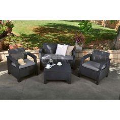 Outdoor Patio Furniture Garden Rattan Sunroom Yard Pool Home Set Sofa Table Sale #OutdoorPatioFurniture