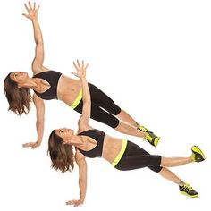 #JILLIAN MICHAELS shows how a plank should be done | health.com