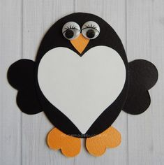 Crafting animals from hearts – Homemade by Joke – Knippen Valentine's Day Crafts For Kids, Valentine Crafts For Kids, Valentines Diy, Holiday Crafts, Foam Crafts, Diy And Crafts, Paper Crafts, Winter Bbq, Heart Crafts