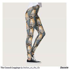 The Cannoli Leggings