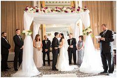 badf9413a57 The Belvedere Hotel Wedding