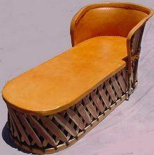 Bon Equipal Furniture Equipale Mexican Leather Furniture Chairs   Xxlswb  Equipal Chaise Lounge Tobacco Color