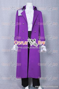 Purple Rain Cosplay Prince Rogers Nelson Costume