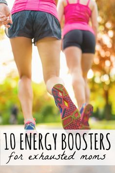 If you're tired of feeling tired all the time, and want ideas on how to get a quick energy boost on days you feel you simply can't make it through to bedtime, this list of 10 simple energy boosters is for you. I wasn't convinced # 4 would work, but it really does!!