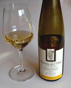 Pinot Gris Grand Cru Sommerberg-Les Terrasses 2008 – Domaine de l'Oriel à Niedermorschwihr