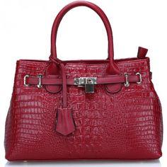 Pinshang Ladies Crocodile Embossed Leather Padlock Decoration Star's Street Handag Birkin Tote Bag (Red) Pinshang,http://www.amazon.com/dp/B00C3Z9SDK/ref=cm_sw_r_pi_dp_6thrtb0C0SVK68ZZ