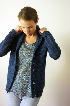 Ravelry: Sunday Drive pattern by Tanis Lavallee