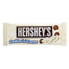 Barre chocolatée Heshey's Cookies and Creme façon Oreo