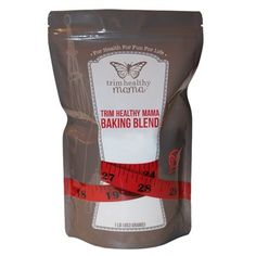 Trim Healthy Mama Gluten Free, Low Glycemic, High Fiber Baking Blend 1 Lb *** Special offer just for you. Thm Recipes, Gourmet Recipes, Baking Recipes, Baking Desserts, Recipies, Trim Healthy Mama Store, Mama Recipe, Diy Recipe, Low Carbohydrate Diet
