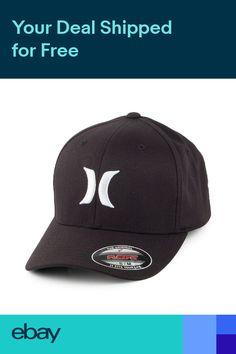 Hurley Hats One   Only Flexfit Baseball Cap - Black 901d61b0a84