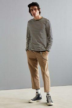Farah Ally Long Sleeve Tee - Urban Outfitters