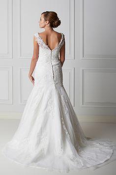 Mecco hääpuku MW10064 Lace Wedding, Wedding Dresses, Fashion, Bride Dresses, Moda, Bridal Wedding Dresses, Fashion Styles, Weding Dresses, Dress Wedding