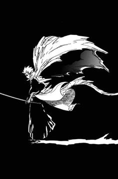 Toshiro Hitsugaya At First He Kinda Looks Like A Skull Or Even Hollow Mask Anyone