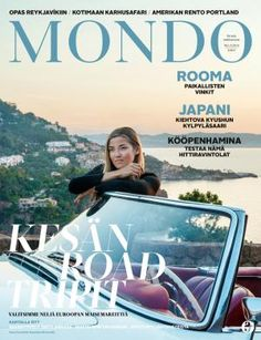 Mondo 5/2016   Mondo.fi Portland, Cover, Movie Posters, Film Poster, Billboard, Film Posters