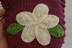 Plumwria Flower - Just a fun, simple pattern for one of my favorite flowers!  - FREE CROCHET PATTERN